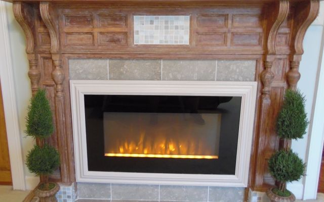 The Gardens FirePlace